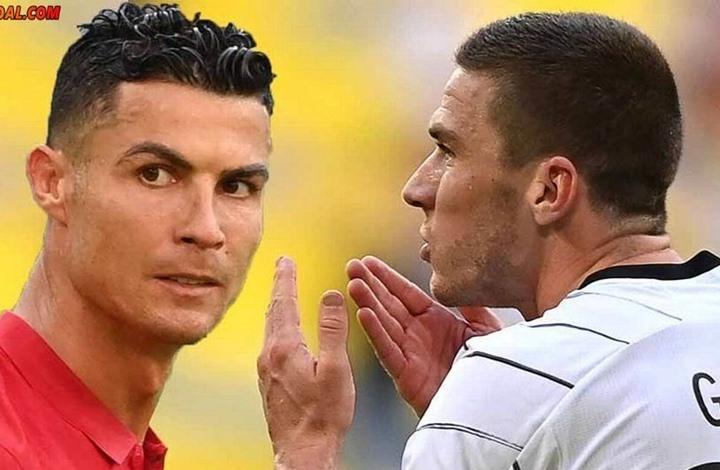 صحيفة: جوسينس يرد على إهانة رونالدو في قمة ألمانيا والبرتغال
