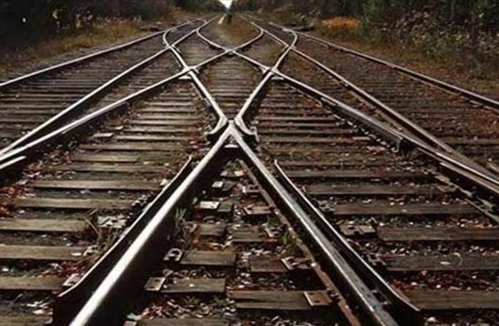 مصرع شخصين بحادث قطار جنوبي القاهرة