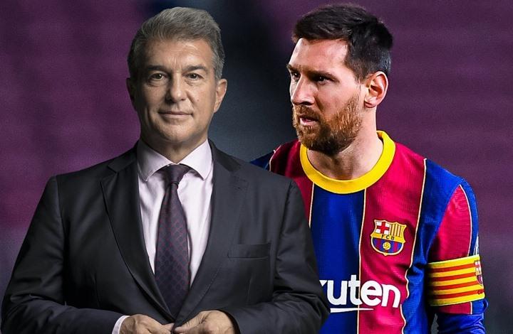 برشلونة مطالب بإغضاب جميع لاعبيه لتجديد عقد ميسي