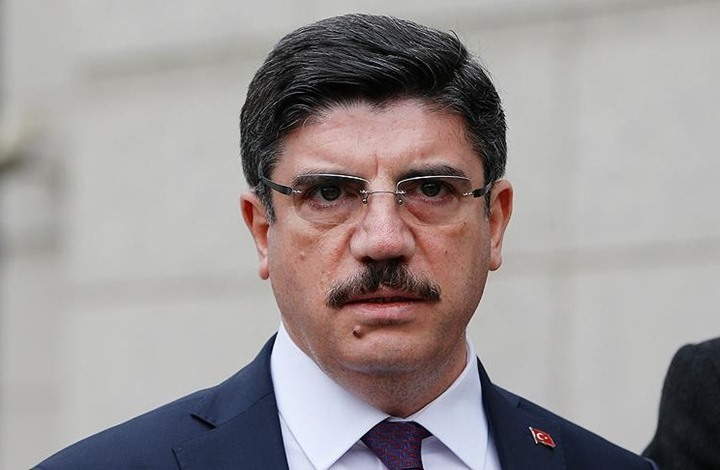 """أقطاي لـ""""شكري"""": هذه مستحيلات تركيا.. أرسل رسائل للقاهرة"""