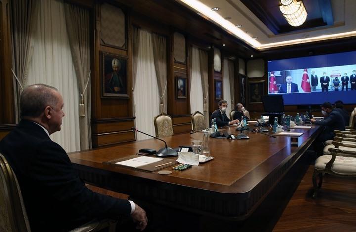 أردوغان يكشف اسم اللقاح التركي.. دخل مرحلة التجارب البشرية