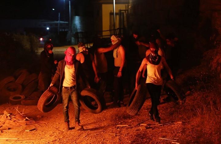 """مواجهات مع الاحتلال في """"بيتا"""" وهدم منزل بسلوان (شاهد)"""
