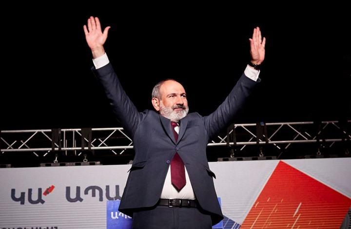 ما أسباب فوز باشينيان بالانتخابات رغم خسارة قره باغ؟