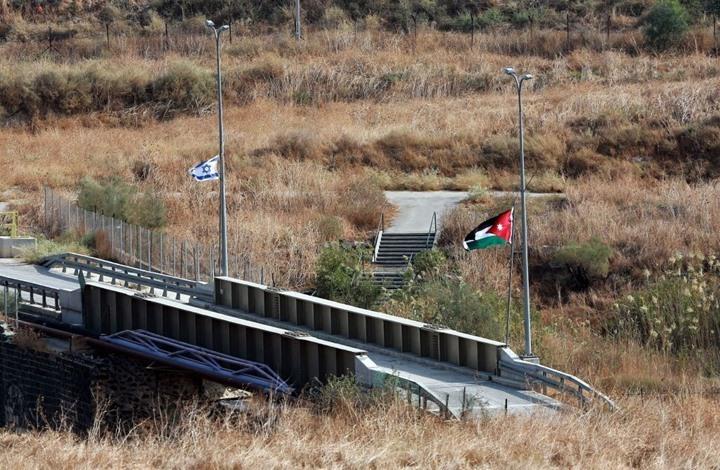 """""""معاريف"""": تفاصيل مشروع مع الجيش الأردني لحماية الحدود"""