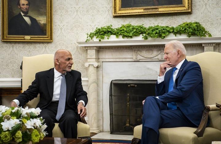 صحفي أمريكي: لعبة بايدن في أفغانستان خاسرة للجميع