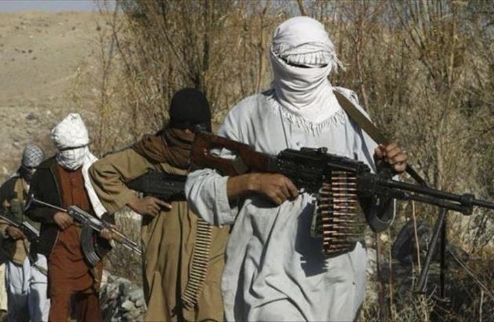 معارك عنيفة بين طالبان وحكومة كابول ونزوح آلاف العائلات