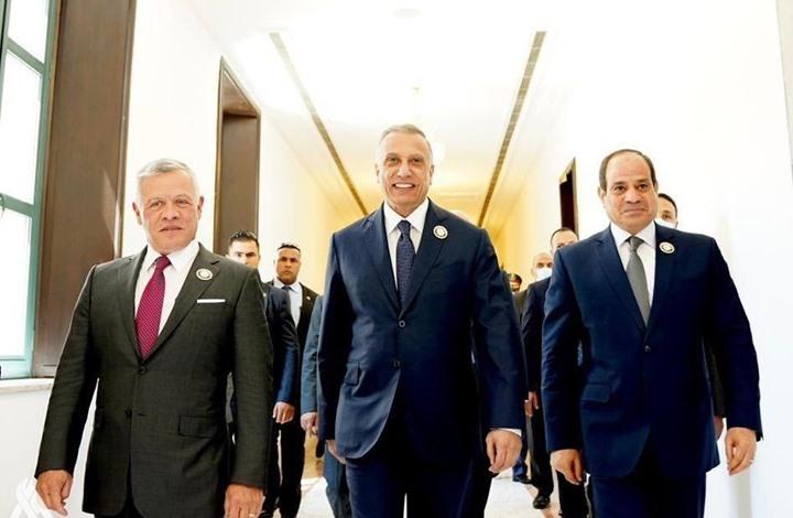 """ما مكاسب مصر والأردن والعراق من مشروع """"الشام الجديد""""؟"""