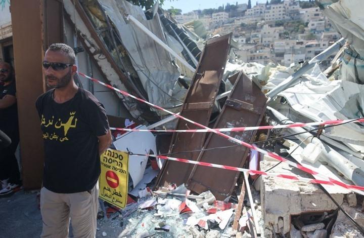 تحذير فلسطيني من المخططات الإسرائيلية في سلوان بالقدس