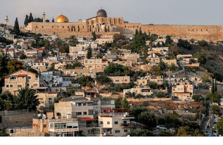 مواجهات مع قوات الاحتلال بحي البستان ببلدة سلوان (شاهد)