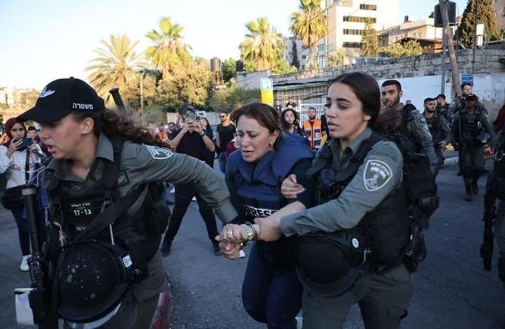 الاحتلال يواصل استهداف صحفيي القدس.. روايات حية