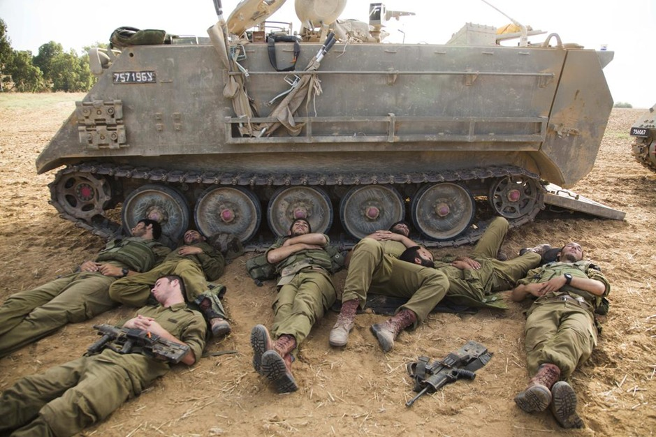 معاريف ترصد خسائر العدوان الإسرائيلي على غزة