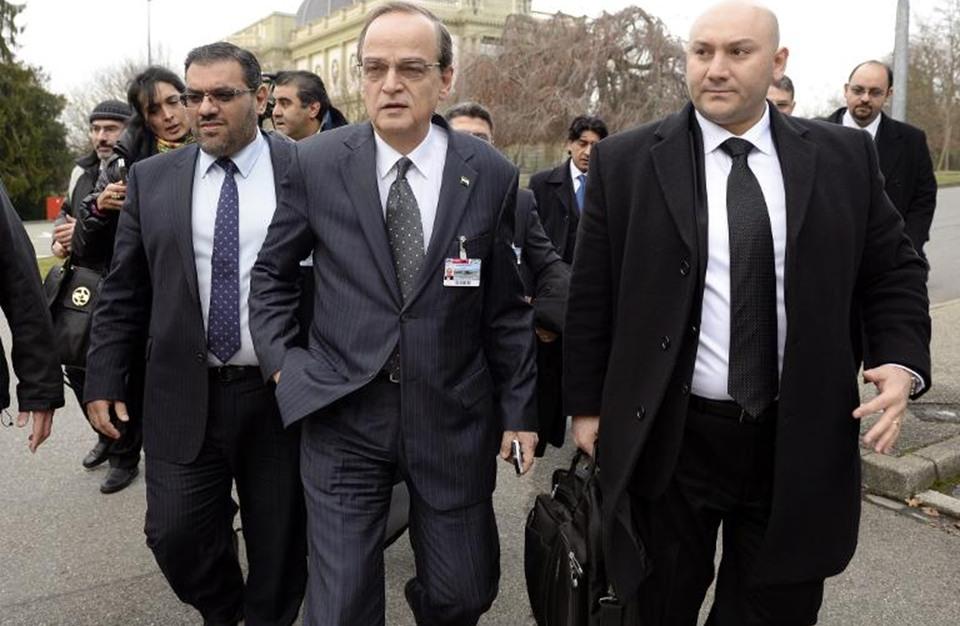 البحرة: الغارات ضد داعش تضعف القوى المناهضة للأسد