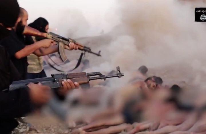 موقع سايت: متشددون يعدمون عشرات المعارضين في سوريا
