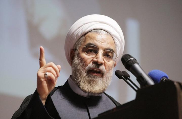 روحاني يتحدث بإسهاب عن السعودية ويبعث برسائل
