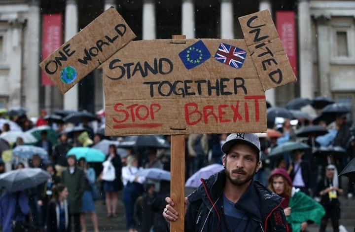 جرائم الكراهية ترتفع ببريطانيا بعد استفتاء الخروج من التكتل