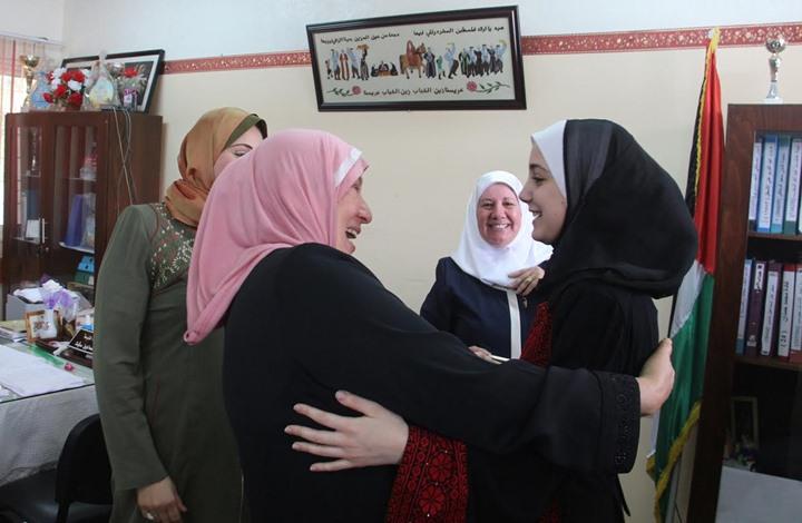 فرحة عارمة تعم فلسطين بعد إعلان نتائج الثانوية العامة (شاهد)