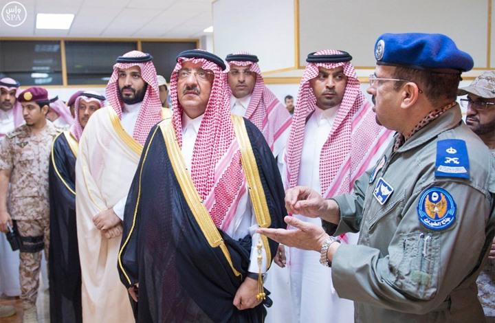 رويترز: حملة سعودية مدعومة حكوميا لتشويه ابن نايف