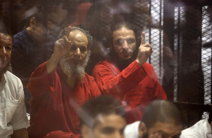 جنازة حاشدة بكرداسة لشيخ أعدمه نظام السيسي (شاهد)