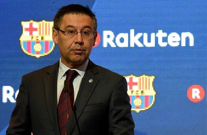 بارتوميو يكشف عن اسم المدرب الجديد لبرشلونة