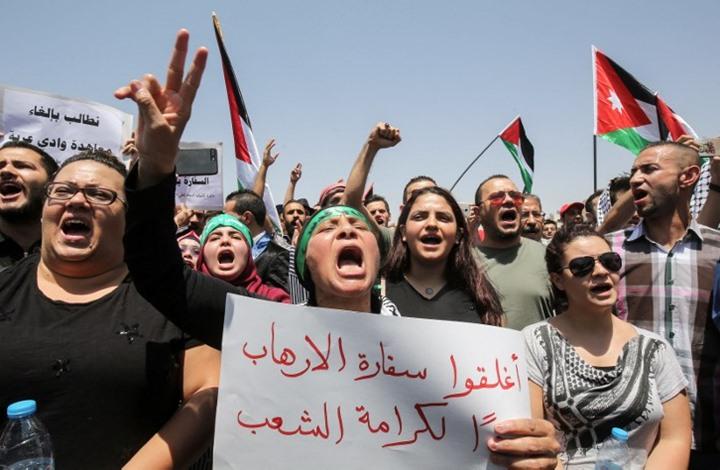 هل تعصف الحوادث الأمنية بالعلاقات بين إسرائيل والأردن؟