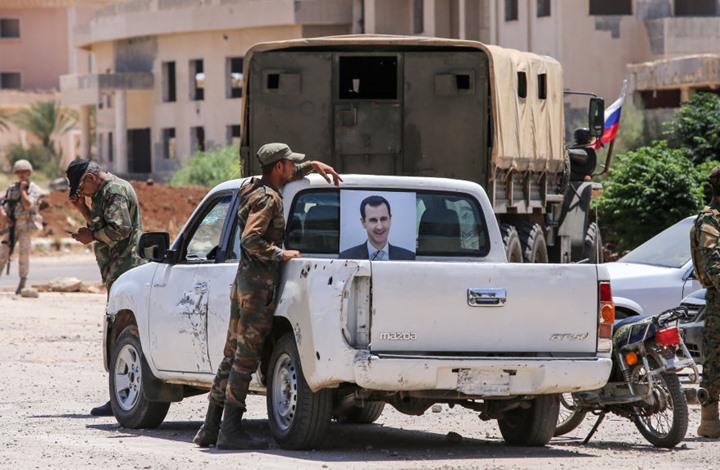 مصادر: هكذا يلتف نظام الأسد على الأوامر الروسية جنوب سوريا
