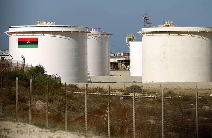"""""""النفط الليبية"""" تدعو لوقف القتال قرب خزانات الغاز المسال"""