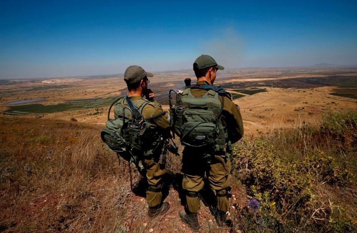 الاحتلال يزعم اكتشاف عبوات ناسفة قرب الجولان