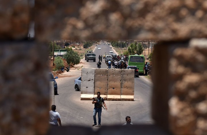 اغتيال رئيس مفرزة للنظام وملازم موال لحزب الله في درعا
