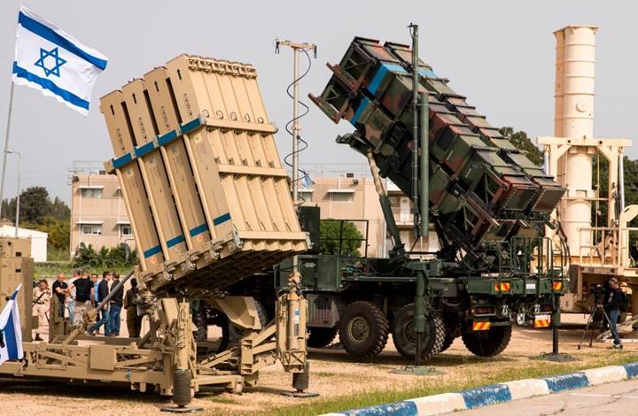 جيش الاحتلال يكثف نشر القبة الحديدية تحسبا لصواريخ غزة