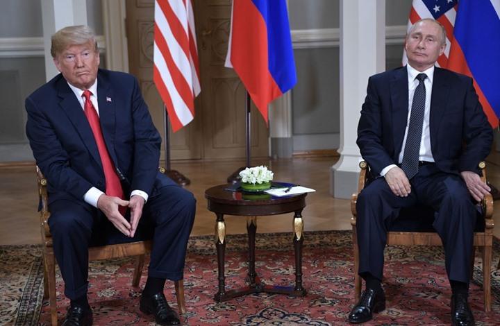 الغارديان: وثائق روسية تكشف دور بوتين بمساعدة حملة ترامب