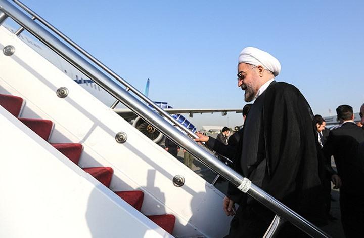 صحيفة إسبانية: ما فحوى زيارة روحاني إلى العراق؟