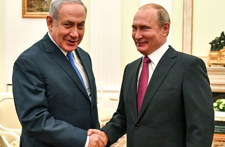 إيران تستحوذ على مباحثات نتنياهو مع بوتين في سوتشي