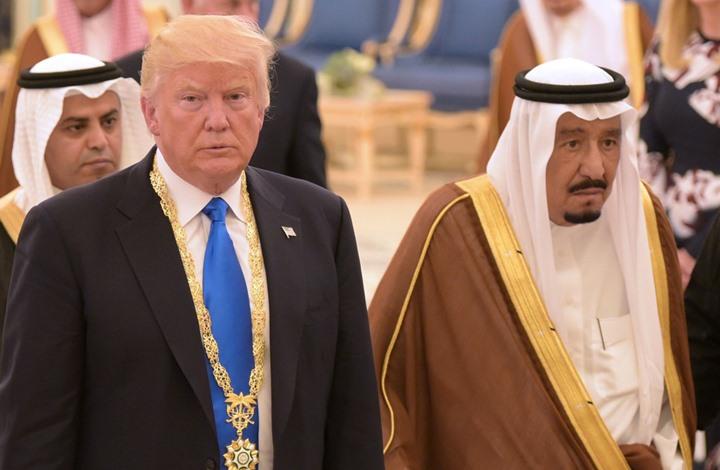 """هكذا تهز أسعار النفط """"عرش ترامب"""".. هل تنقذه السعودية؟"""