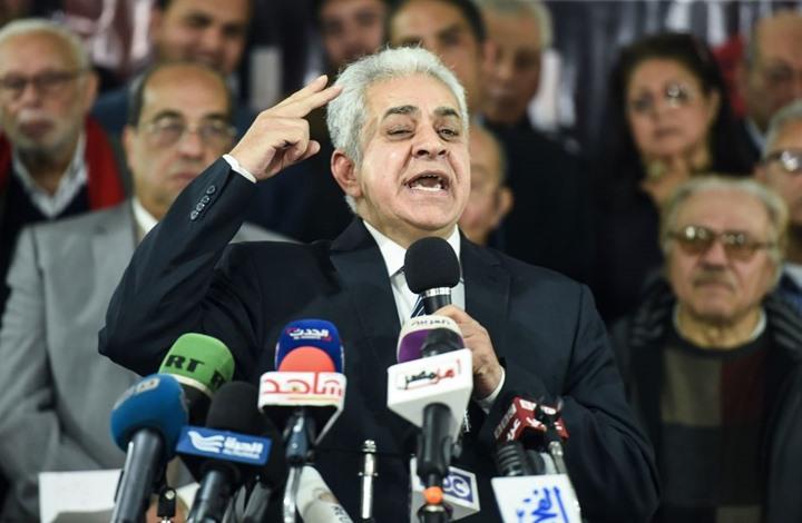 حمدين صباحي ينتقد ما جرى بتونس ويقدم نصيحة.. وردود