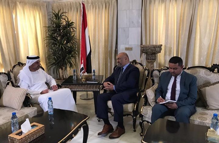 وزير خارجية اليمن يستدعي سفير أبو ظبي بعد تصريحات قرقاش