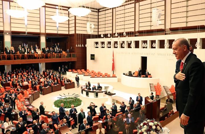 برلمان تركيا يقر قانونا لمواقع التواصل بعد انتقادات أردوغان