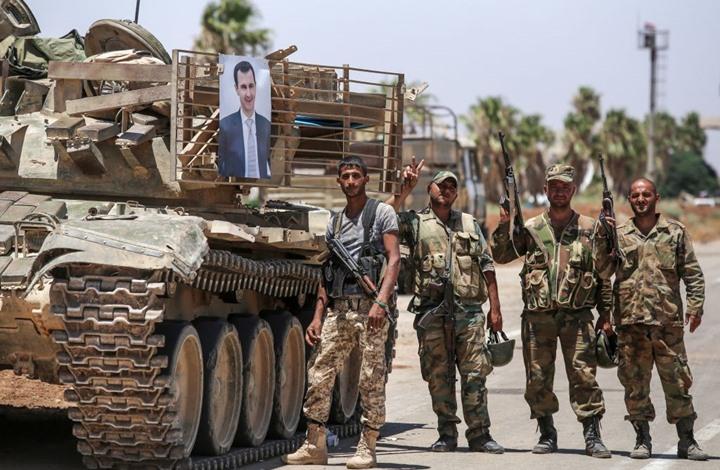 انتقادات لتصويت السلطة الفلسطينية ضد معاقبة نظام الأسد