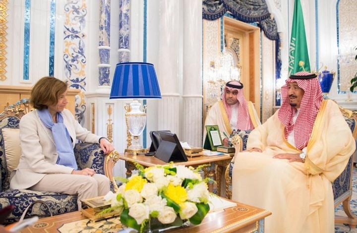 """بعد انتقادات حقوقية.. فرنسا توقع اتفاقية """"السرية"""" مع السعودية"""