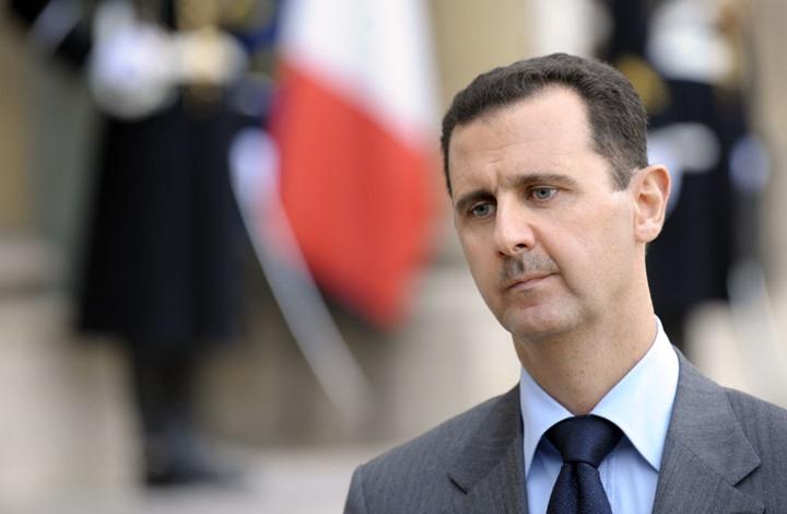 الأسد يقطع كلمته لبضع دقائق والتلفزيون السوري يوضح (شاهد)
