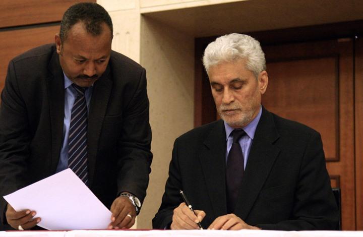 """الوسيط الأفريقي يشارك بمباحثات سودانية مع """"الحركة المسلحة"""""""