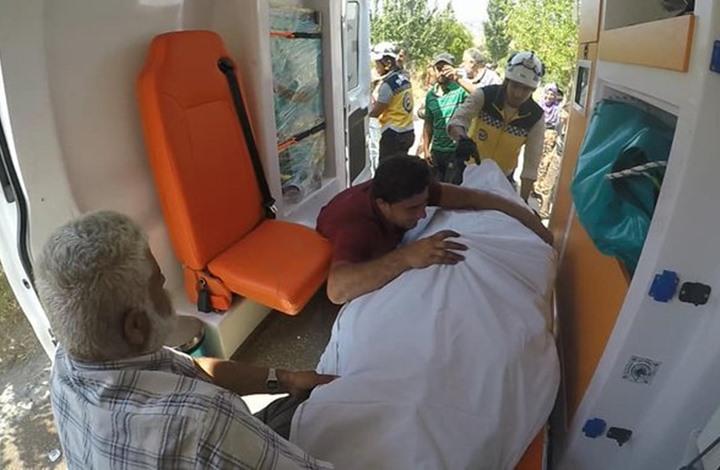 قصف النظام السوري يواصل حصد مزيد من المدنيين في إدلب