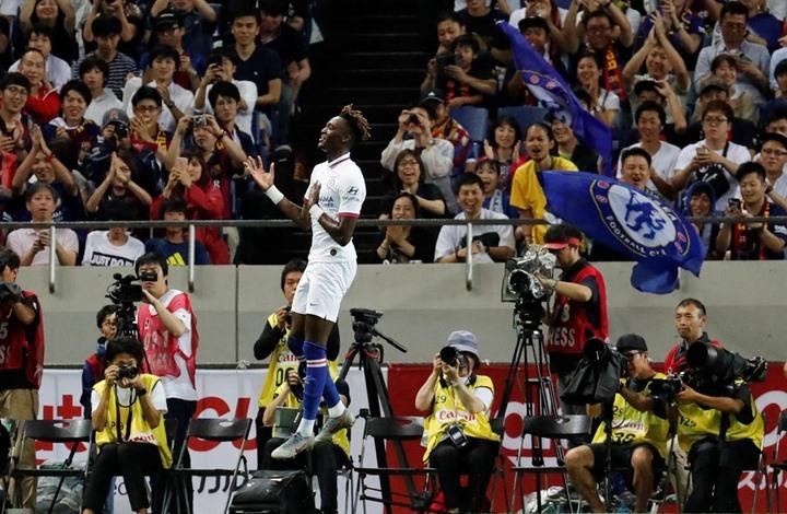 تشيلسي يهزم برشلونة بثنائية في اليابان (شاهد)