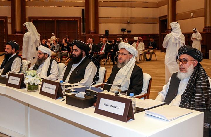 وفد من طالبان يصل طهران لبحث مفاوضات السلام الأفغانية