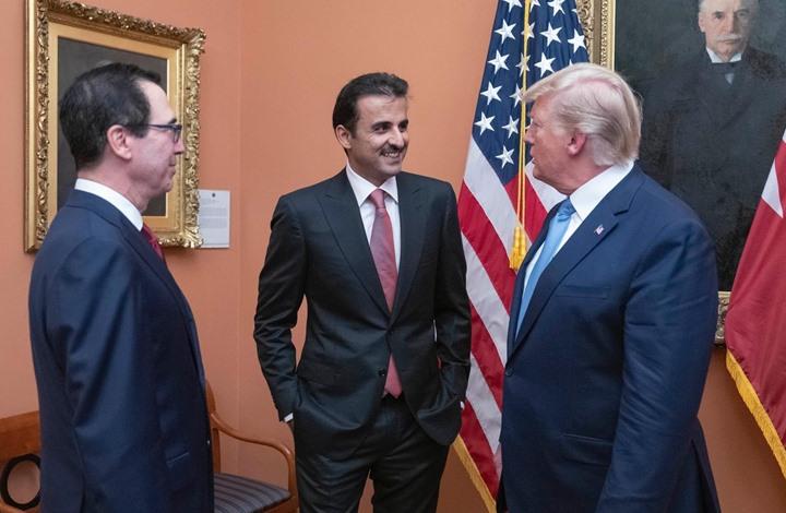 ترامب يشكر قطر على تسهيل إطلاق رهينتين في أفغانستان