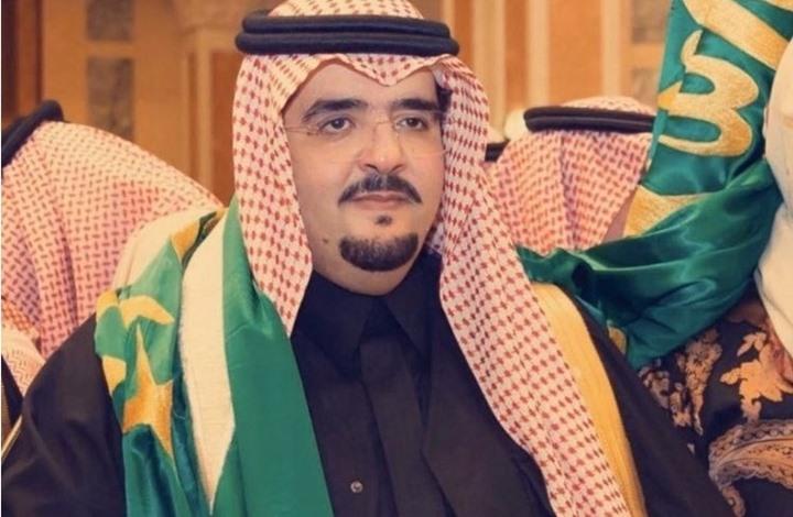 ظهور جديد لعبد العزيز بن فهد.. سعوديون يناشدونه (صورة)