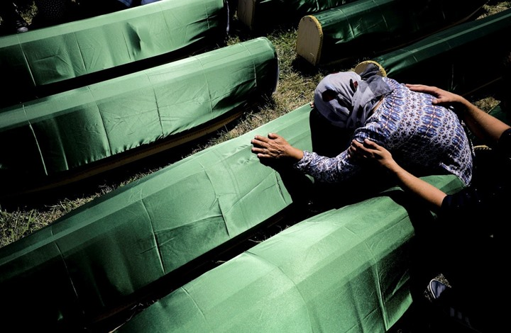 الأمم المتحدة توثق الإبادة الجماعية في سربرنيتسا (شاهد)