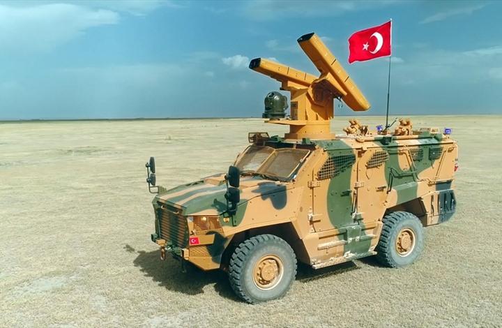 """تركيا تستعد لتعزيز قدراتها الدفاعية بـ""""صونغور"""" المحلية (شاهد)"""