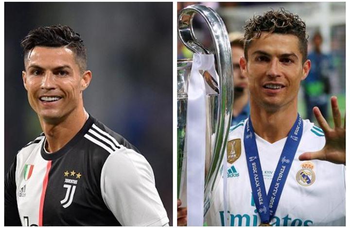 رونالدو قد يواجه ناديه السابق ريال مدريد بدوري الأبطال