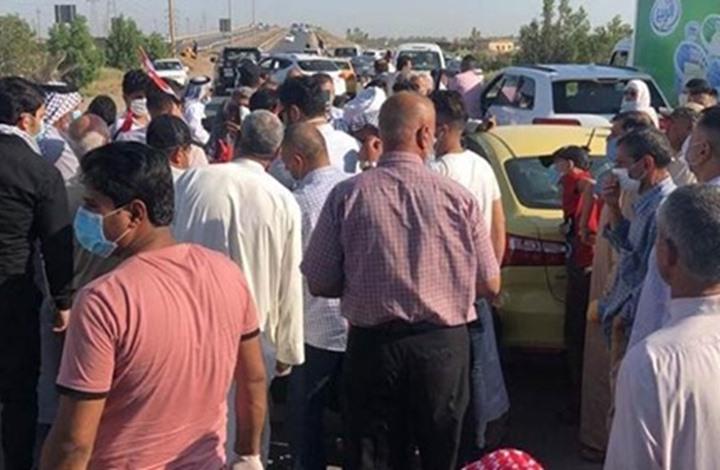 الأمن العراقي ينفي مسؤوليته عن مقتل مدنيين قرب بغداد