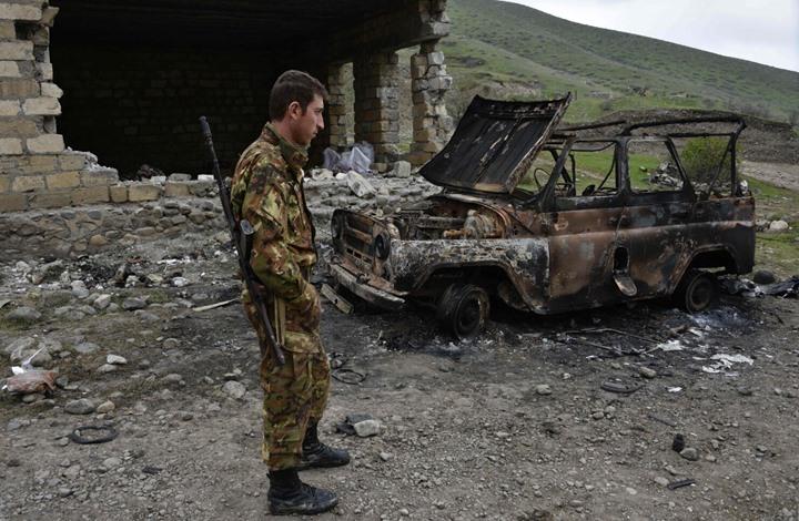 قتلى وجرحى في اشتباك حدودي بين أذربيجان وأرمينيا